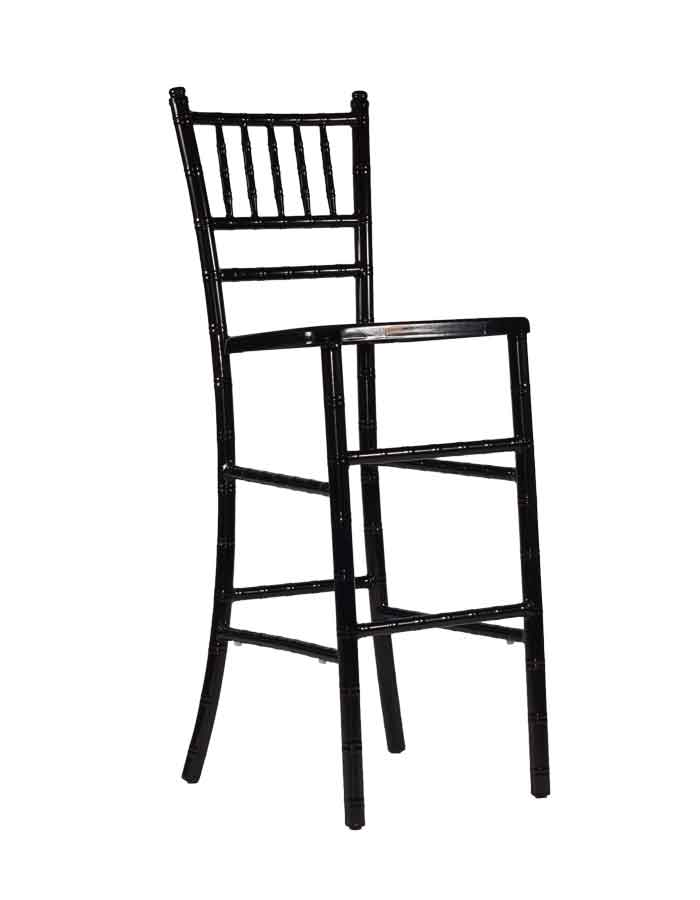 Classic Chiavari Bar Stool Steel