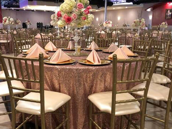 Chiavari chairs customer review