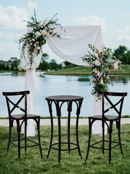 The SeatCo Chiavari Chair Garden